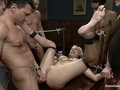 Bound Gangbangs: Skylar Price