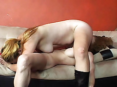 Lesbian action with babes playing with each others hot cunt