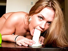 Roxy Raye is a dirty whore who is willing to push her limits