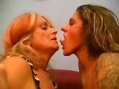 Lesbian Loverly Hardcore Karola