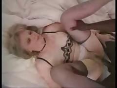 Mature Blonde Wife Likes Black Dick