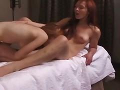 redhead lesbian