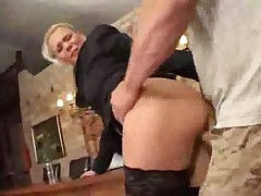 German Milf gets Screwed