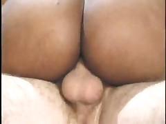 Dick Sucking Goddess Receives An Ass Spreading