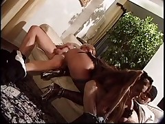 Fantastic Crazy Shemale Erika Backster Enjoys Fucking Co