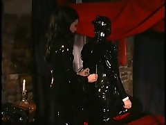 Redhead Must Submit To Her Mistress