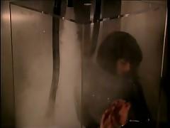 Prisoner Gassed In Evil Glass Chamber