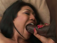 Lyla Lei Eats That Sperm Right Off Her Asshole