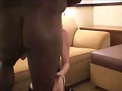 Filming his swinger wife
