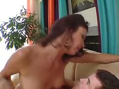Sexy Mature Vanessa Videl