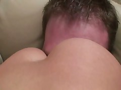 Hot facesitting mistress