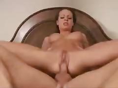 Yoga sex with really flexible girl