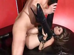 Fucked in Boots