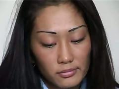 Mongolian Asian Woman