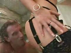 Roxy Jezel Shower Fuck