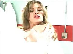 Busty Nurse Mia Milove