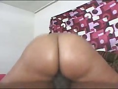 Big ass banged hard