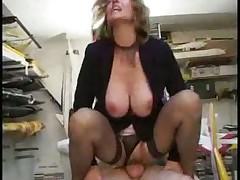 Stockings Sex Tube