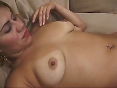 Hispanic Honey Bangs Her Lucky Husband