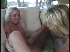 Mature Woman and Younger Girls New Toys