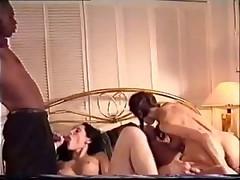 Retro latino anal orgy