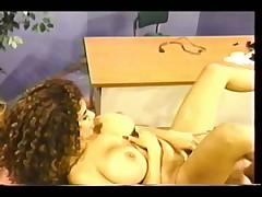 Jasmine The Strapped Lesbian Nurse