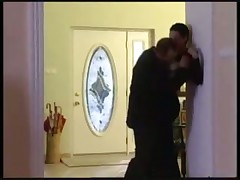 Cheating wife and husband make a foursome