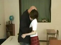 Korean teen at international school