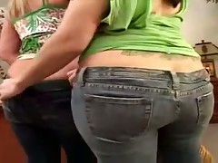Double Butt Show