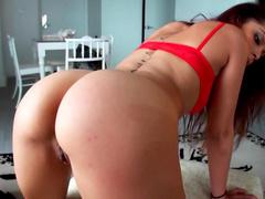 Perverted beauty Emily Benjamins gets hardcore fucked