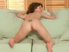 Adorable Violet Blue solo striptease video