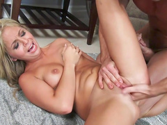 Young Madelyn Monroe loves it deep
