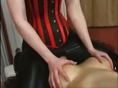 facesitting latex femdom