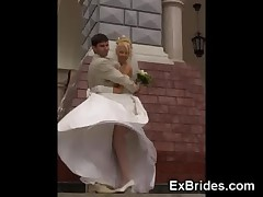Sluttiest Real Brides Ever!