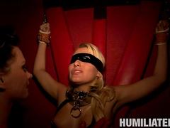 Sweet Mallory Rae Murphy in the hardcore BDSM scene