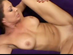 Flexible babe fuck and facial