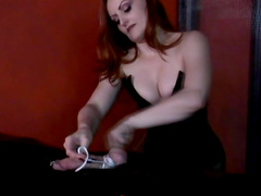 BDSM fuck with hardcore Mistress Gemini
