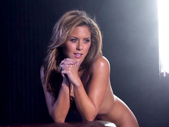 Hot erotic Brittney Palmer at photo session