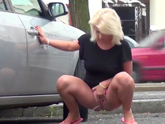 Great pissing compilation with hot young babes