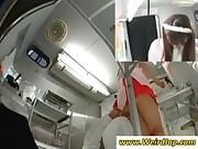 Japan waitress gets slit fingered