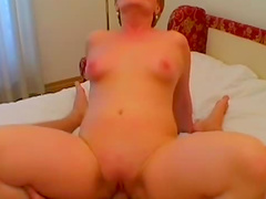 Shy and helpless Marie is here to satisfy her glamorous fucker