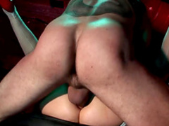 Renee Richards and Michelle B fucks with force