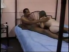 Little Midget Gets 12 Inches Black Cock