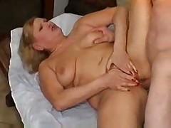 Mature Lotta Noletty gives extra massage