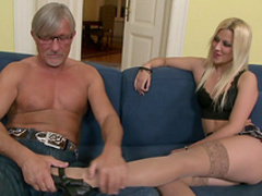 Christoph Clark is drilling sensual chick Jessie Volt