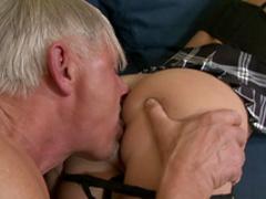 Christoph Clark is drilling sensual chick Jessie Volt