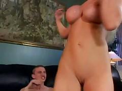 Bridgette Kerkove double anal