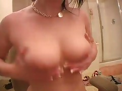 Erotic Andi Strips And Shows Off Her Body