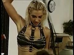 Nicole Lace gangbanged