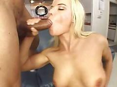 Barbara Summer in her ass again